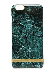 Green Marble Glossy Iphone 6PLUS - GREEN MARBLE
