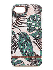 Tropical Leave - GREEN/WHITE