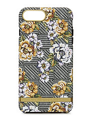 Floral Tweed - MULTI COLOURED