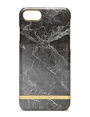 Grey Marble Glossy Iphone 7 - GREY MARBLE