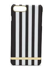 Sharkskin Satin Stripe Iphone 7PLUS - SHARKSKIN STRIPES