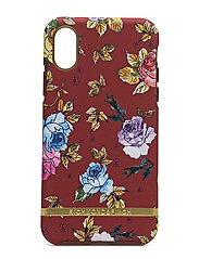 Red Floral - RED FLORAL