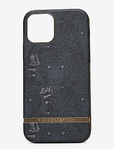 Black Tiger iPhone 12 Pro - puhelimen kuoret - black tiger