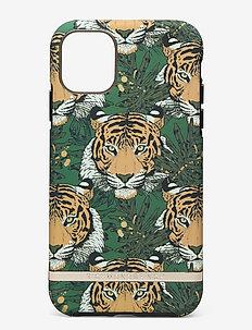 Green Tiger iPhone 11 - puhelimen kuoret - green tiger