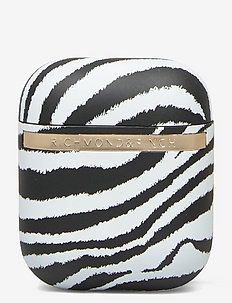 Zebra Airpod Case - airpods-suojakotelot - zebra