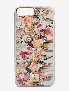 Marble Flower - telefon accessories - multi colored