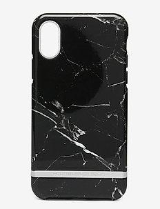 IPX-064 - handy accessoires - black marble - silver details