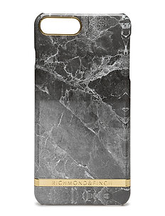 Grey Marble Glossy Iphone 7PLUS - GREY MARBLE