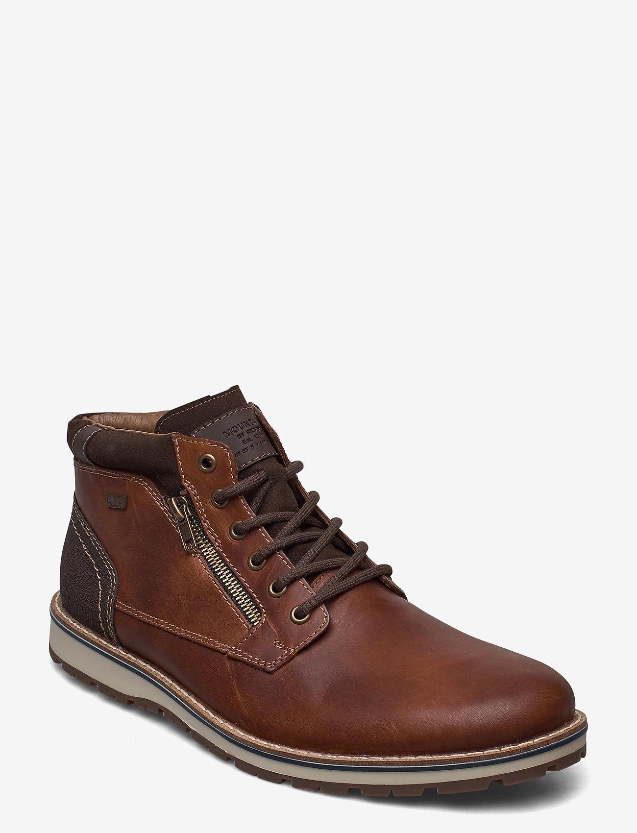 Rieker - 38433-24 - buty zimowe - brown - 0