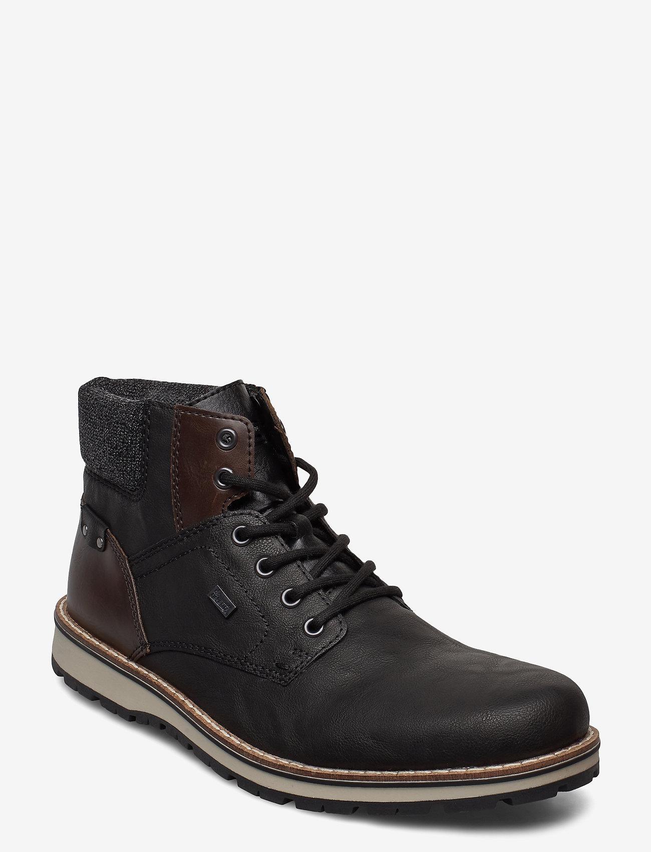 Rieker - 38434-00 - winterlaarzen - black - 0