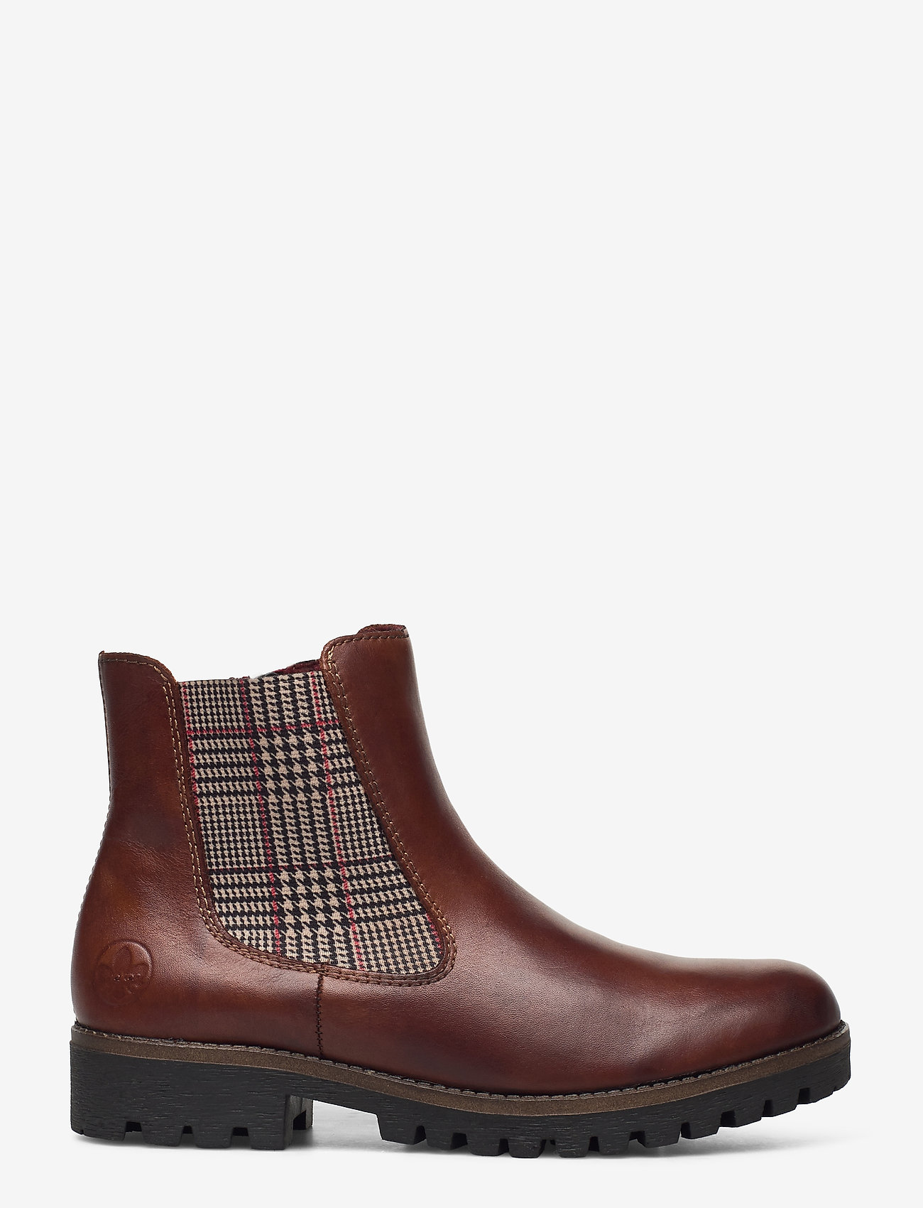Rieker - 78570-25 - chelsea boots - brown - 1