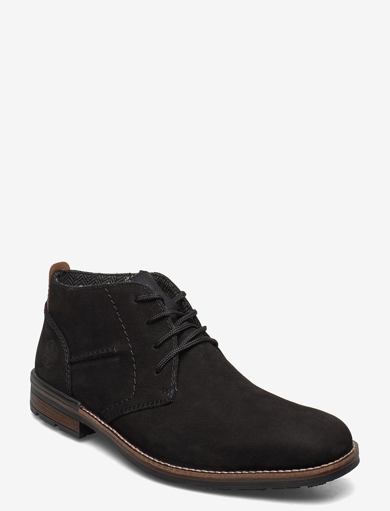 Rieker - B1330-00 - desert boots - black - 0