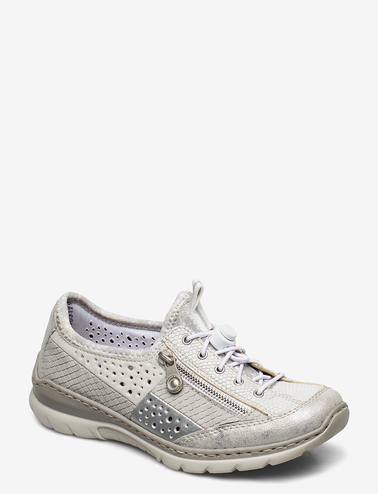 Rieker - L3297-91 - low top sneakers - metallic