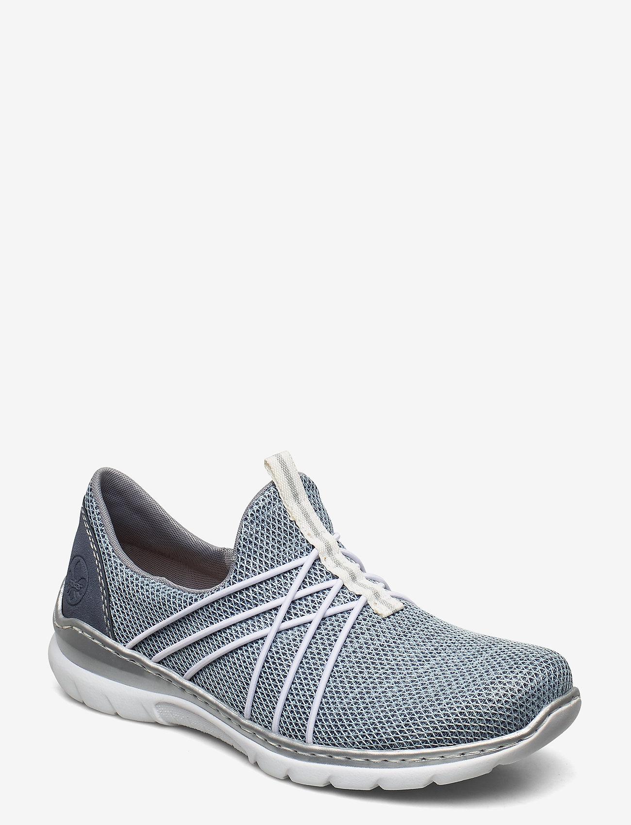 Rieker - L32K1-12 - slip-on sneakers - blue
