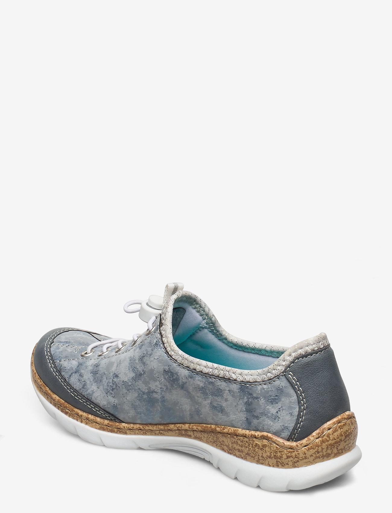Rieker N4263-12 - Sneakers Blue