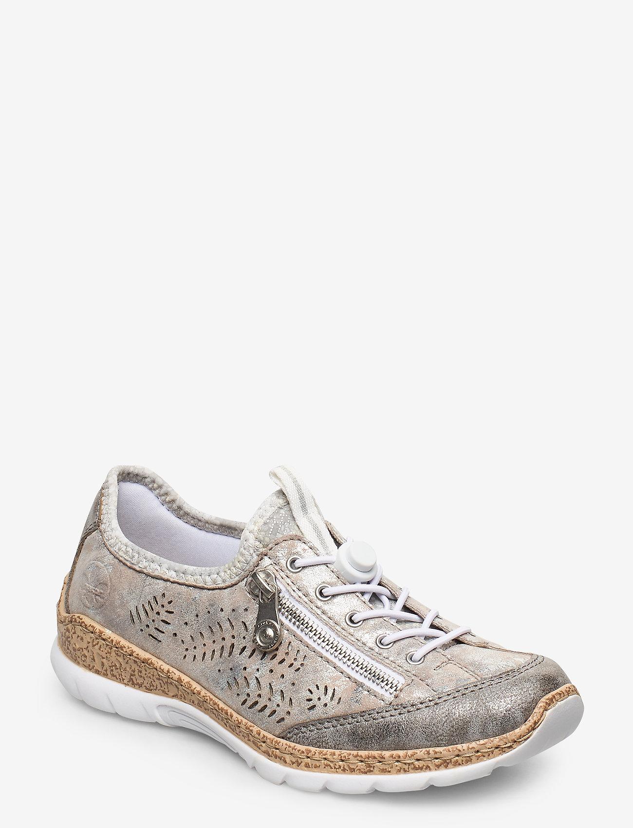 Rieker - N42K6-40 - low top sneakers - grey combination