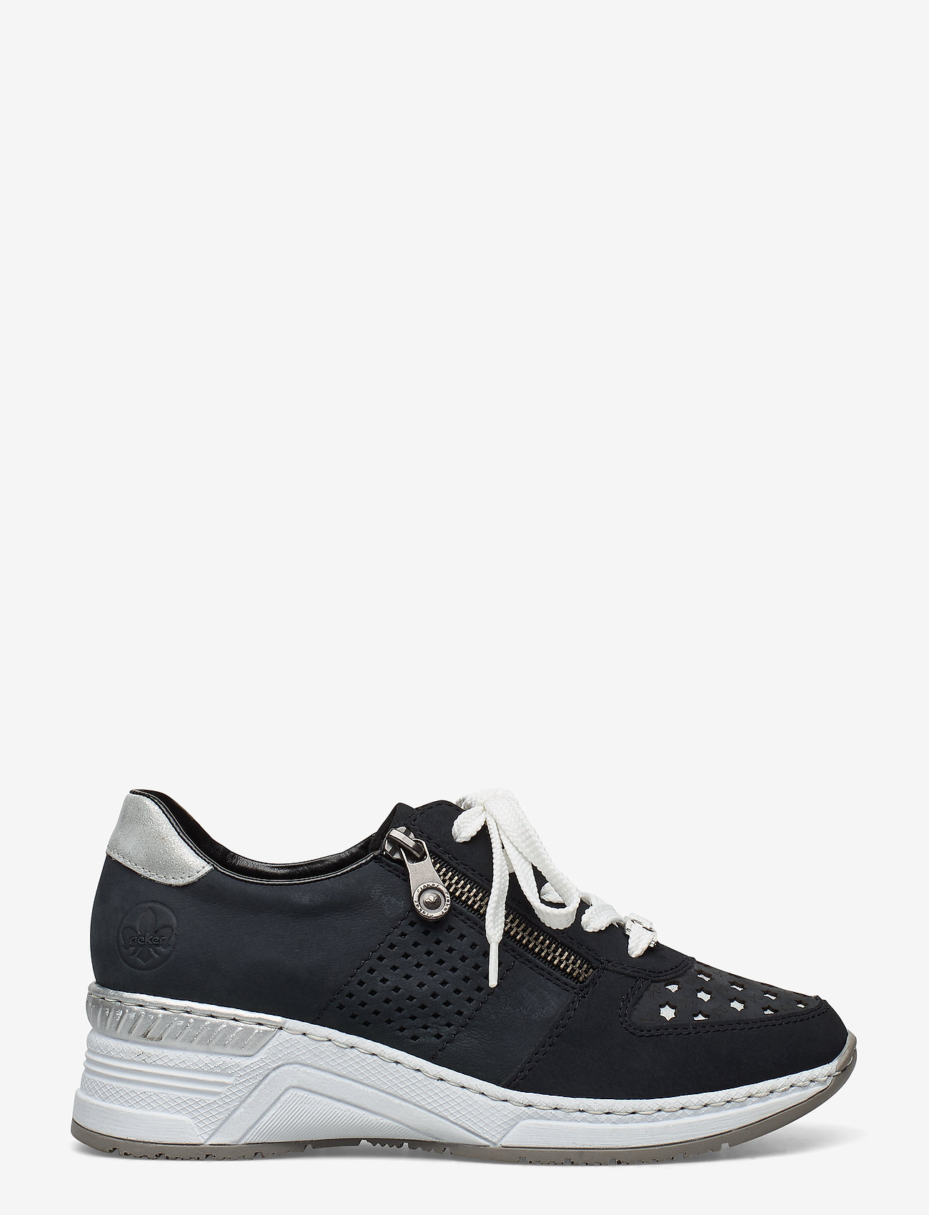 Rieker - N4326-14 - low top sneakers - blue