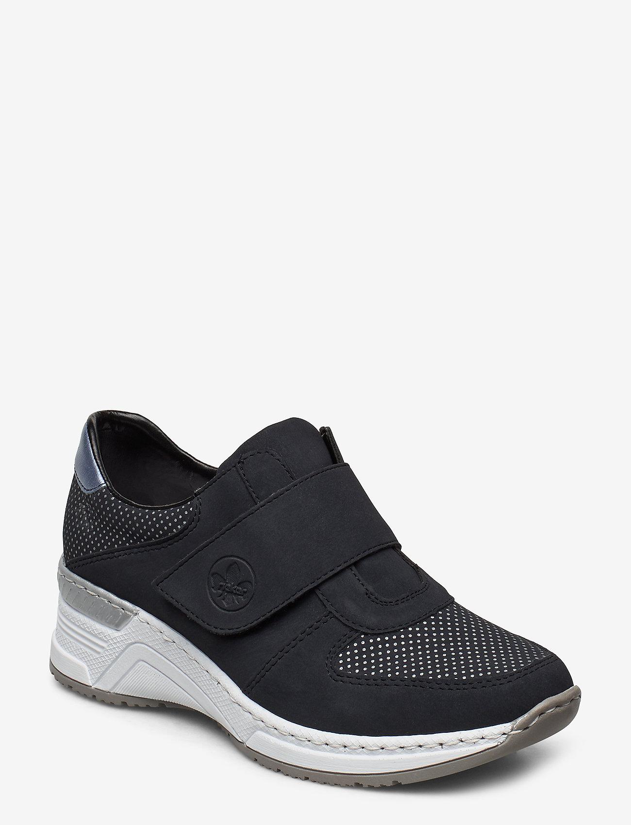 Rieker - N4362-14 - low top sneakers - blue