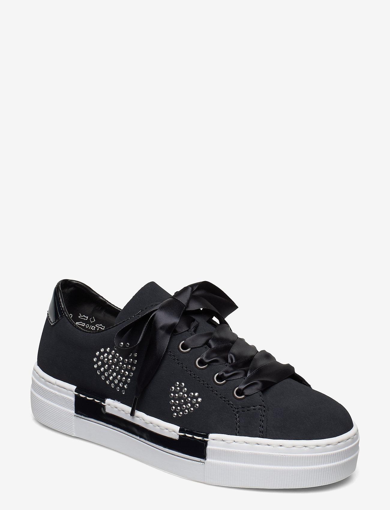 Rieker - N4908-14 - low top sneakers - blue