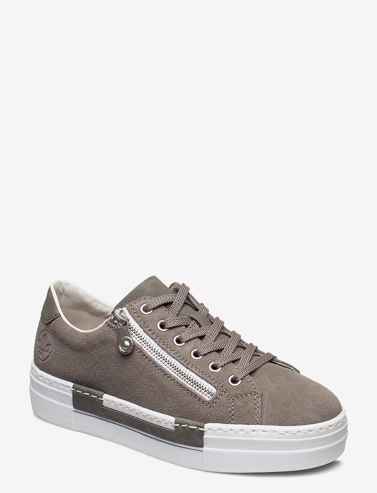 Rieker - N4921-42 - low top sneakers - grey