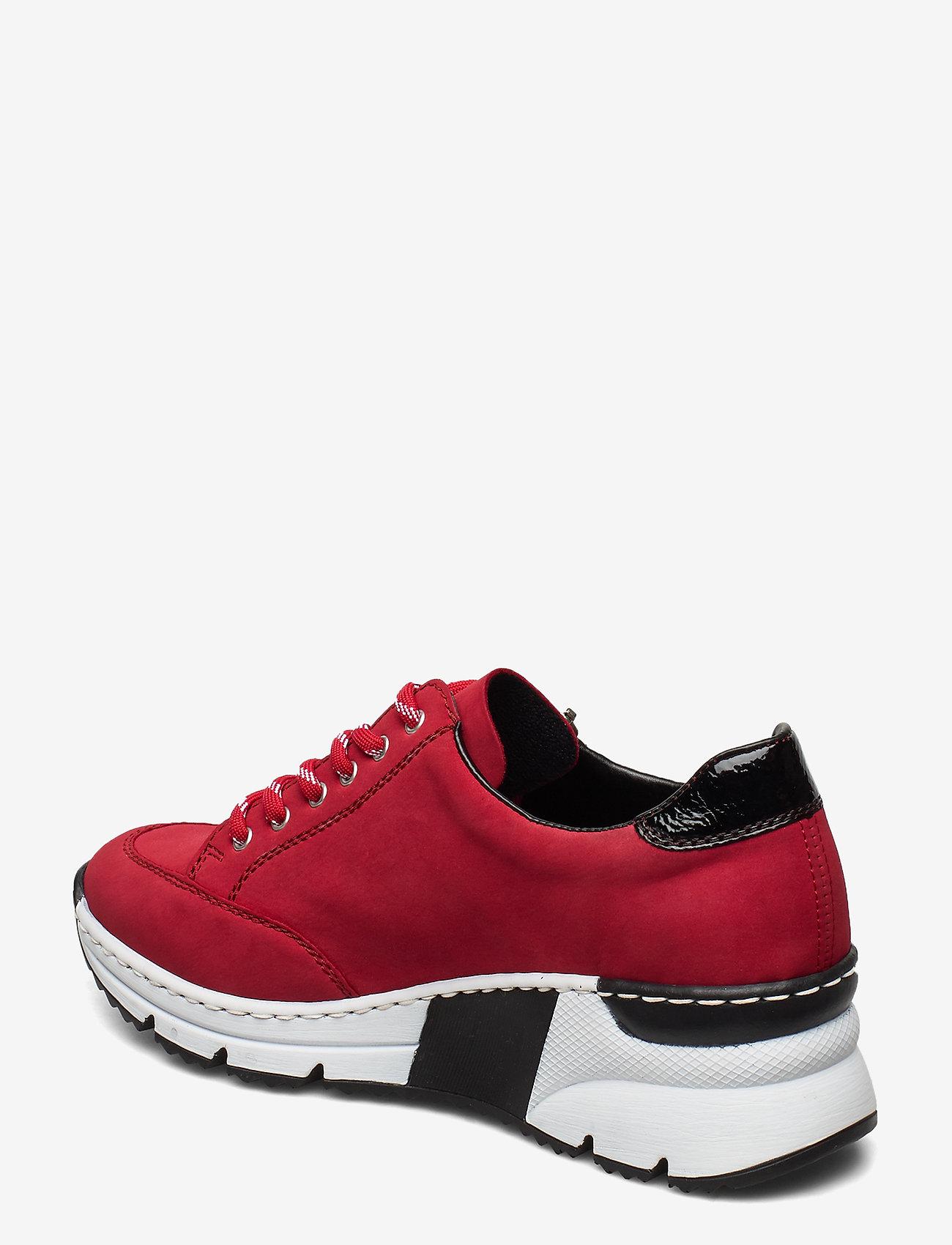N6322-33 (Red) (549 kr) - Rieker