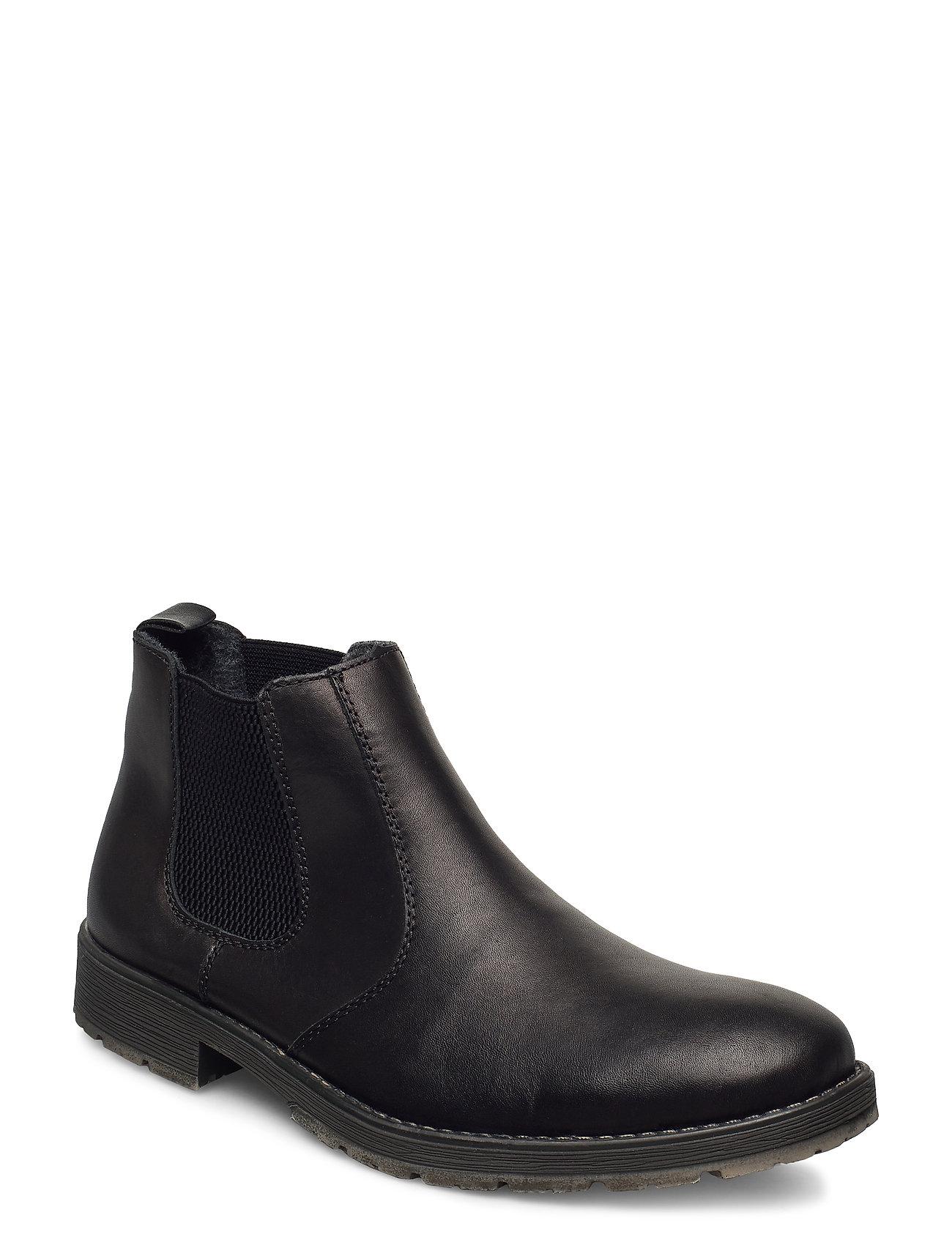33354-00 Støvlet Chelsea Boot Sort Rieker