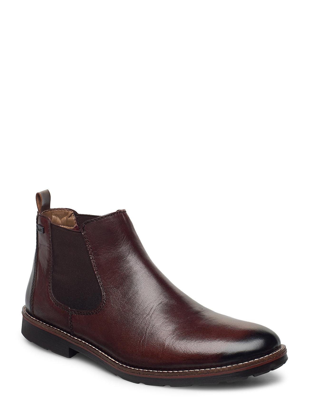 35382-25 Støvlet Chelsea Boot Brun Rieker