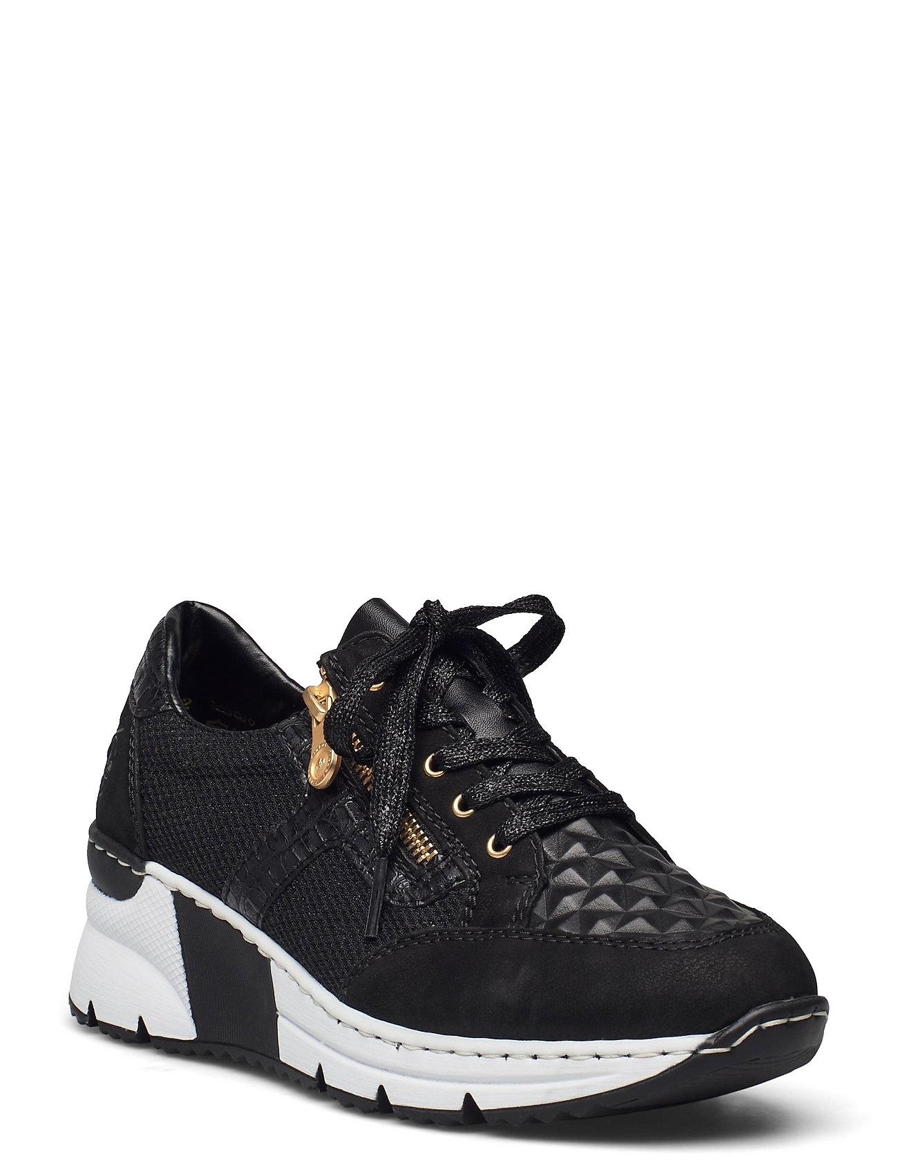 N6303-00 Low-top Sneakers Sort Rieker