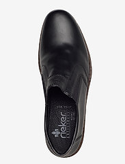 Rieker - 16571-00 - instappers - black - 3
