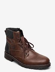 Rieker - 32031-25 - winterlaarzen - brown - 0