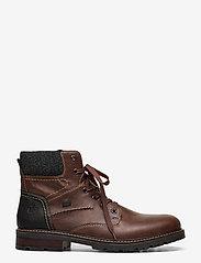 Rieker - 32031-25 - winterlaarzen - brown - 1