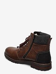 Rieker - 32031-25 - winterlaarzen - brown - 2