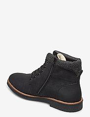 Rieker - 33640-01 - buty zimowe - black - 2