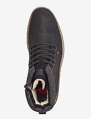 Rieker - 33640-01 - buty zimowe - black - 3