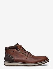 Rieker - 38433-24 - buty zimowe - brown - 1