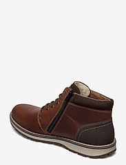 Rieker - 38433-24 - winterlaarzen - brown - 2