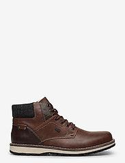 Rieker - 38434-26 - veter schoenen - brown - 1