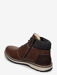 Rieker - 38434-26 - veter schoenen - brown - 2