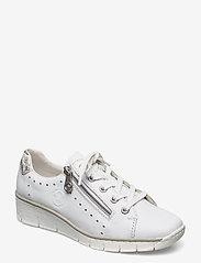 Rieker - 53701-80 - low top sneakers - weiss - 0