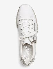Rieker - 53701-80 - low top sneakers - weiss - 3