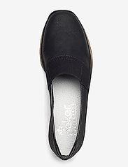 Rieker - 59781-00 - ballerinas - black - 3