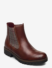 Rieker - 78570-25 - chelsea boots - brown - 0