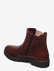 Rieker - 78570-25 - chelsea boots - brown - 2