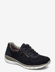 Rieker - L3230-14 - low top sneakers - blue - 0