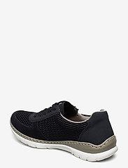 Rieker - L3230-14 - low top sneakers - blue - 2