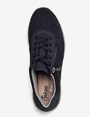 Rieker - L3230-14 - low top sneakers - blue - 3