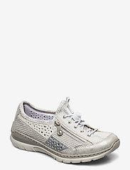 Rieker - L3297-91 - low top sneakers - metallic - 0