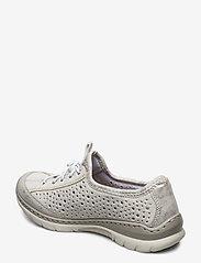 Rieker - L3297-91 - low top sneakers - metallic - 2