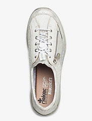 Rieker - L3297-91 - low top sneakers - metallic - 3