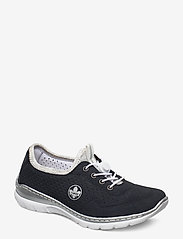 Rieker - L32N0-14 - low top sneakers - blue - 0